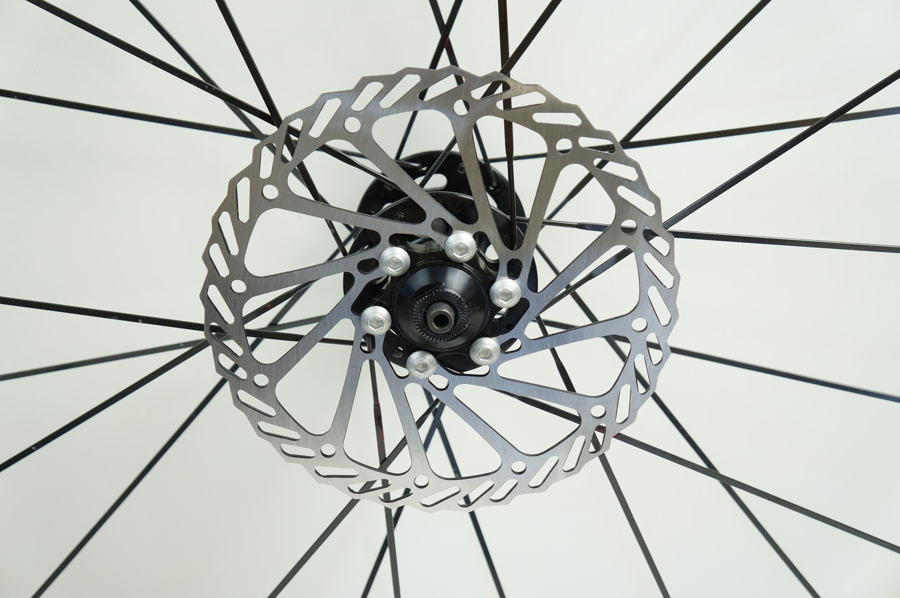 Rodas Vicinitech XM 1800 Disc Aro 29 Alumino Eixo 9 Preta com Cubo Preto