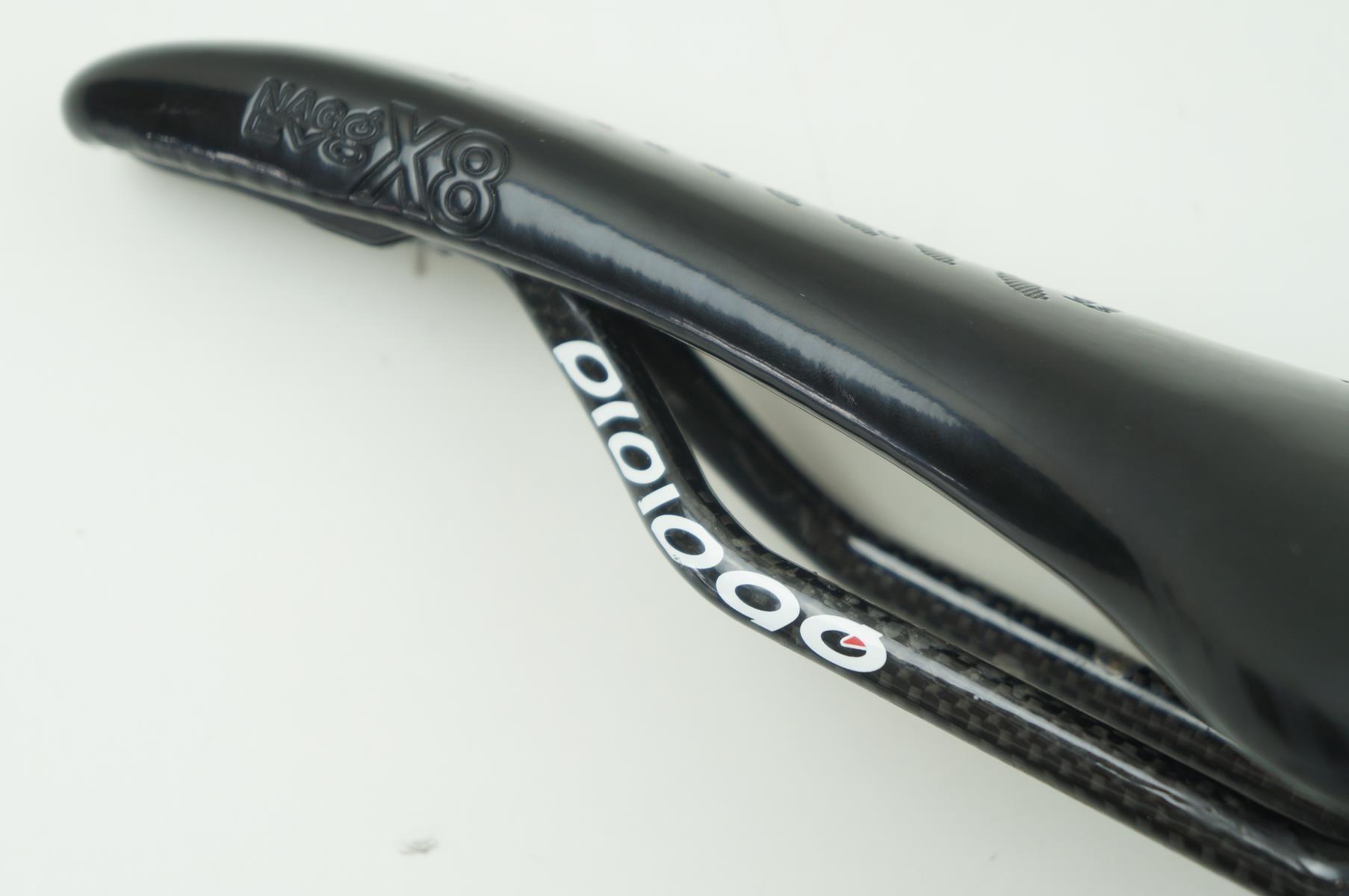 Selim Bicicleta Prologo Nago EVO X8 Nack Preto Para MTB - USADO