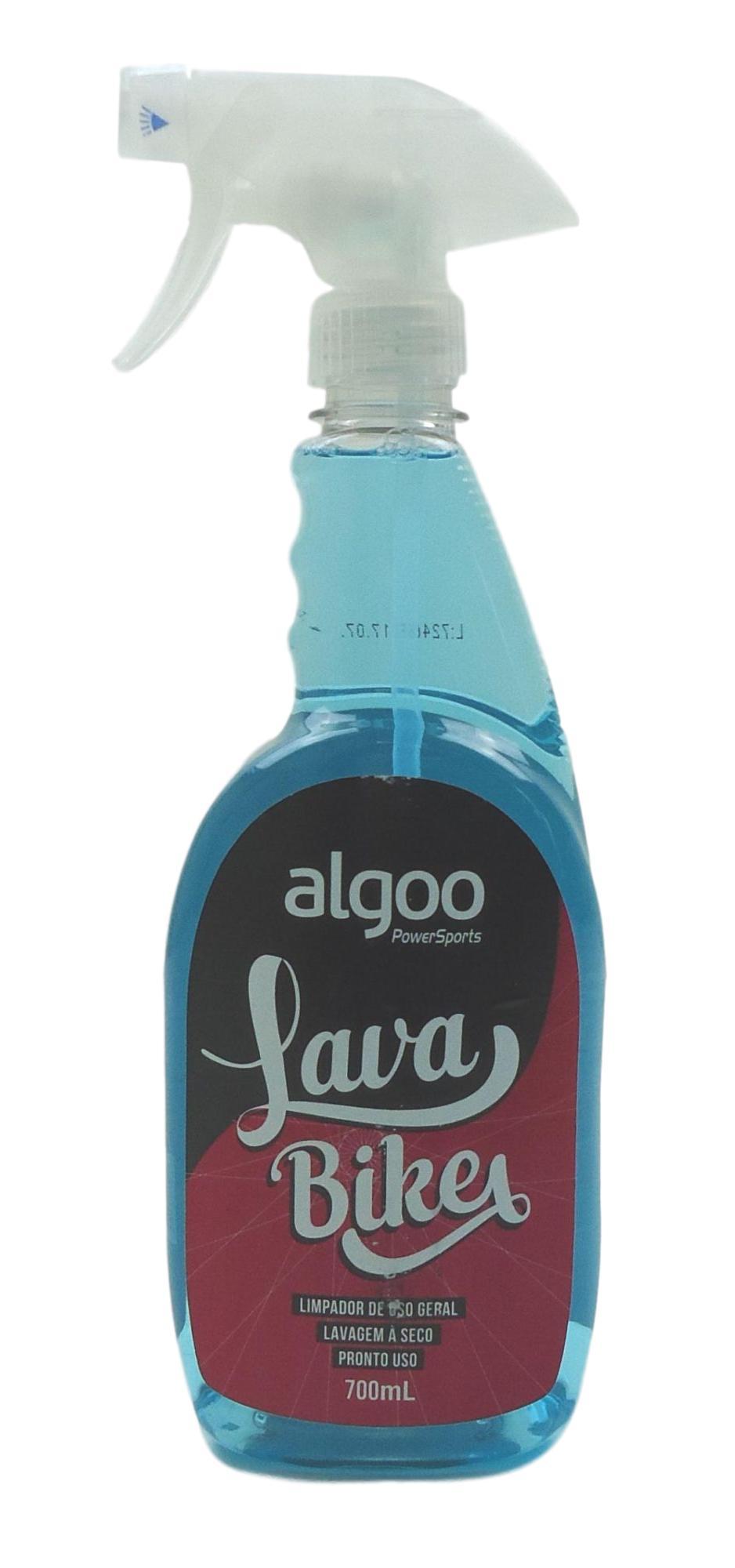 Shampoo Limpador Lava Bikes para Bicicletas Algoo Powersports com 700ml Biodegradável