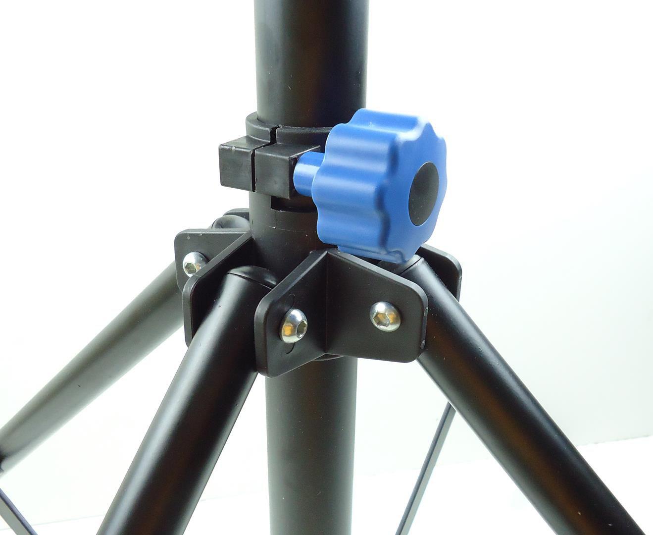 Suporte Cavalete para Manutenção de Bicicletas Portátil com Bandeja para Ferramentas