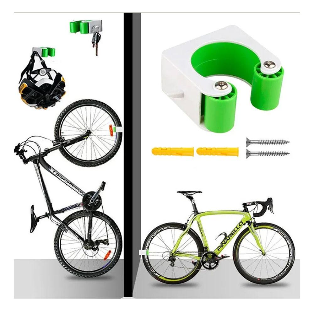 Suporte de Bicicletas Parede ou Chão MTB ou Speed do tipo Clug