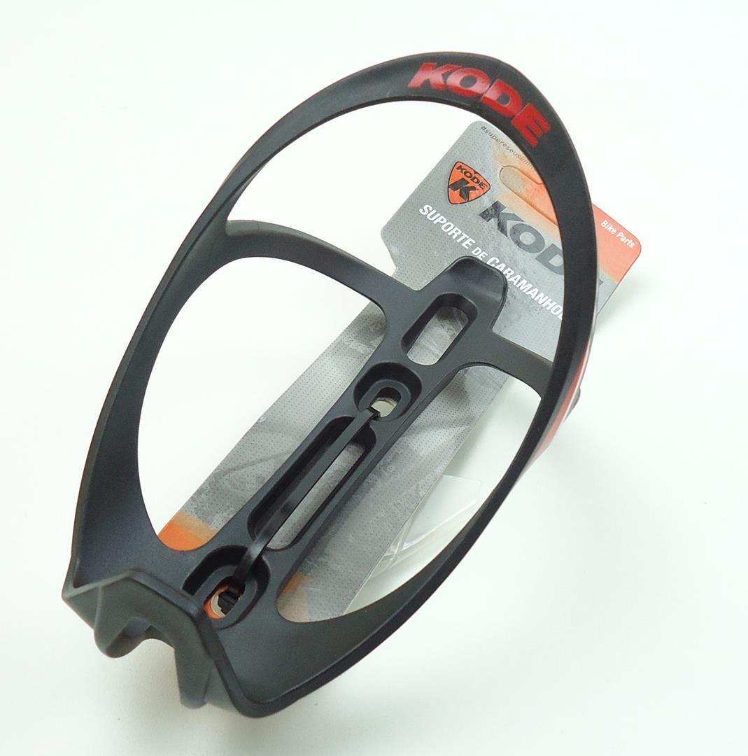 Suporte Garrafa Caramanhola Para Bicicletas Kode em Nylon Apenas 20 gramas Diversas Cores