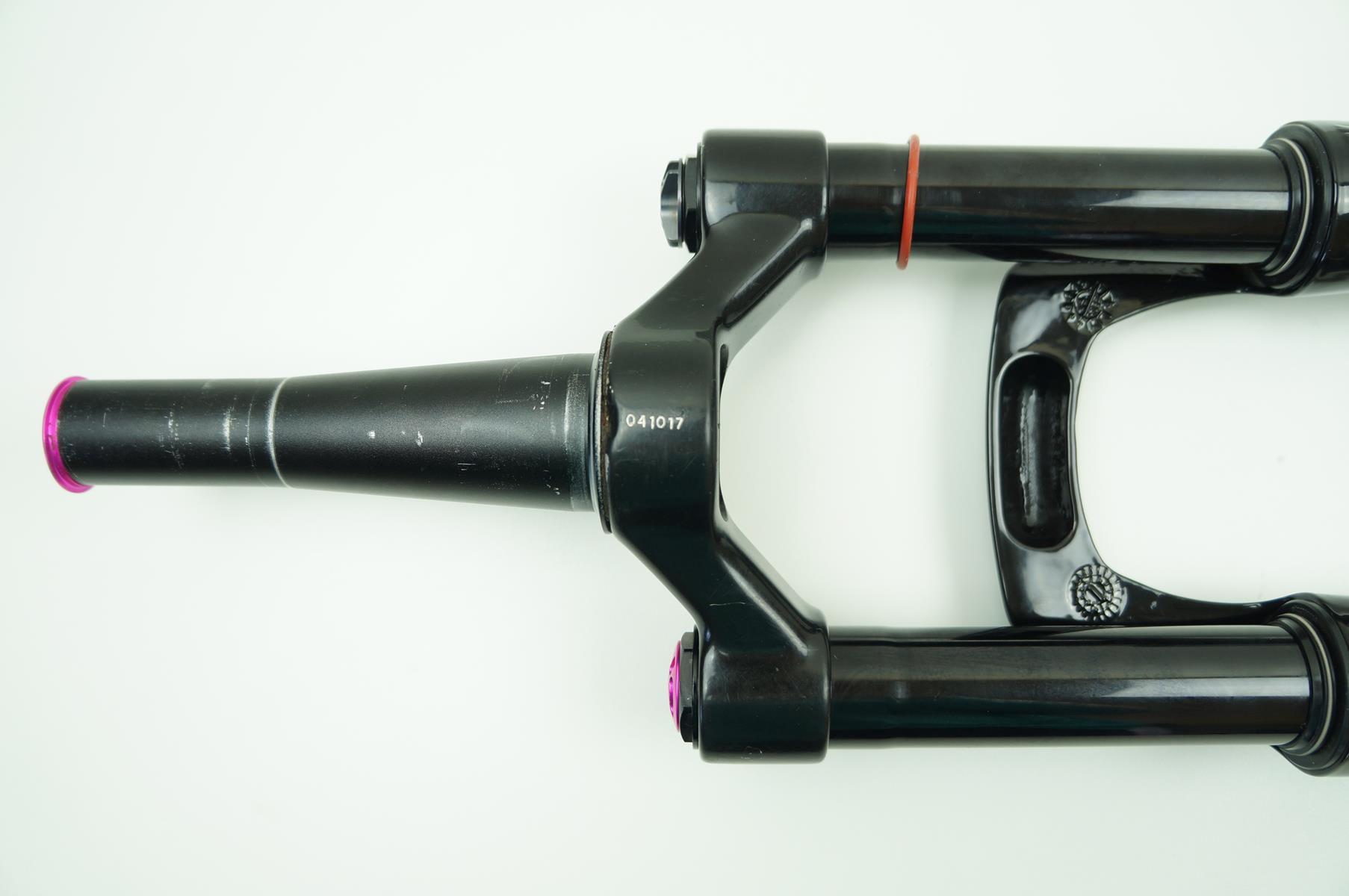Suspensão Proshock Viber 29 Cônica 100mm Eixo 9mm Preta Ahead Set Pink - USADO