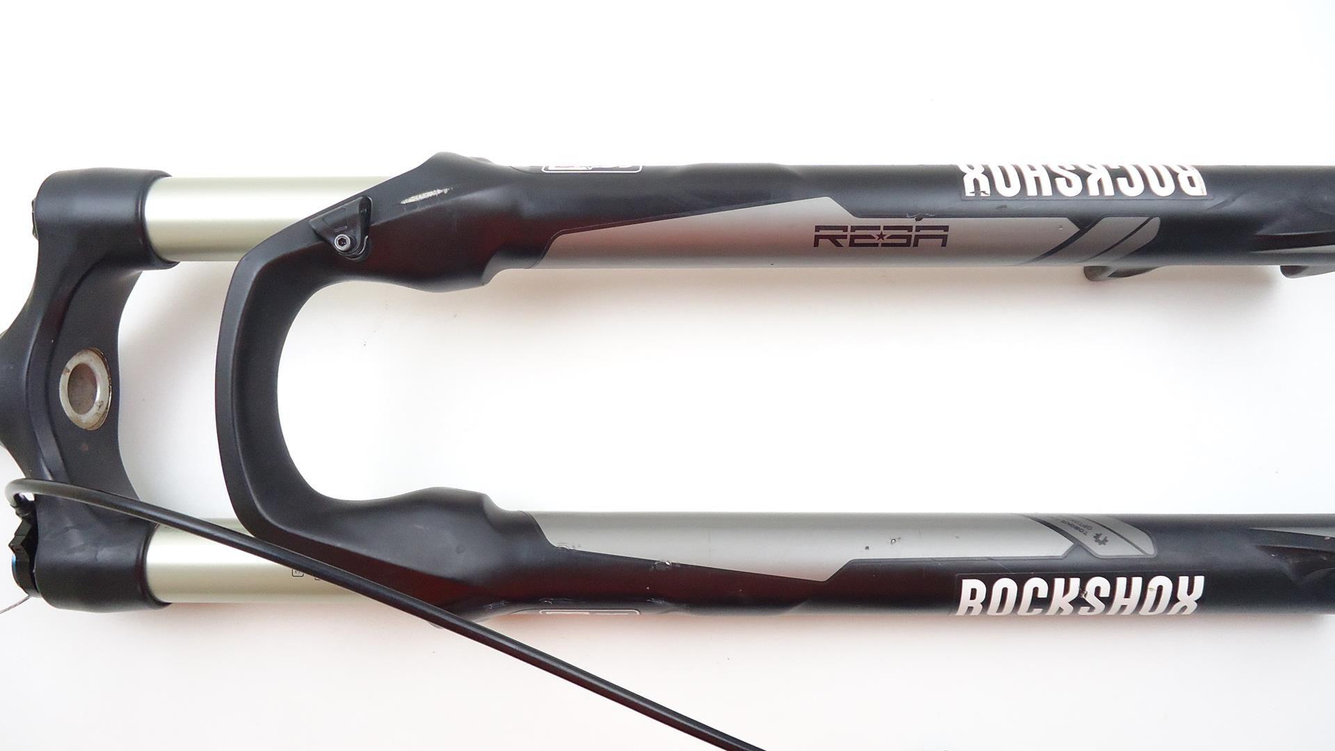 Suspensão Rock Shox Reba RL 29er 100mm Espiga Reta Eixo 9mm Solo Air - USADO
