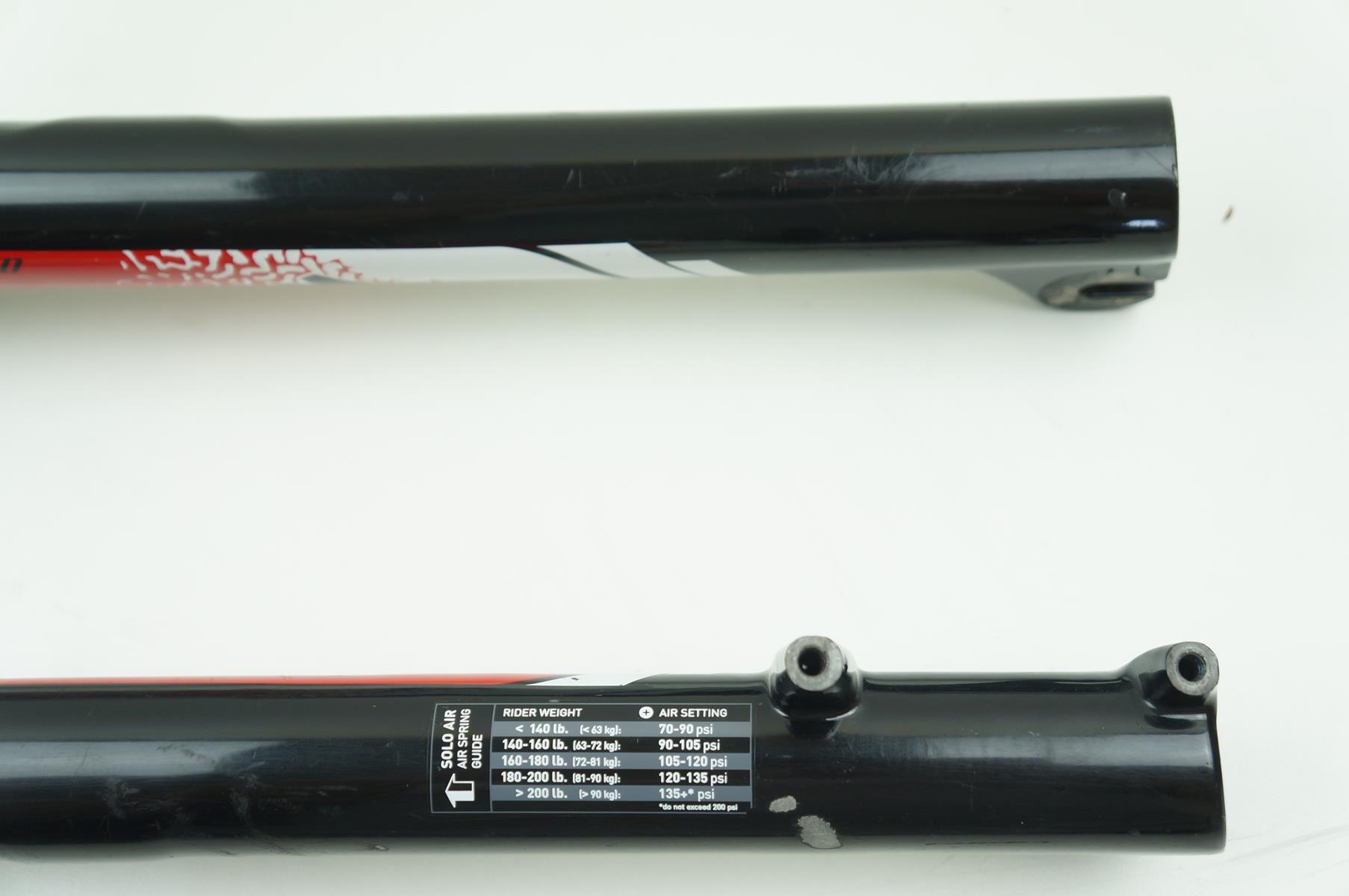 Suspensão Rock Shox Sid Brain 29er 100mm Solo Air Eixo 9mm Espiga Tapered - USADO