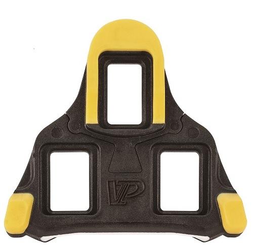 Taquinho Bipartido VP Components ARC SL  flutuação Shimano amarelo