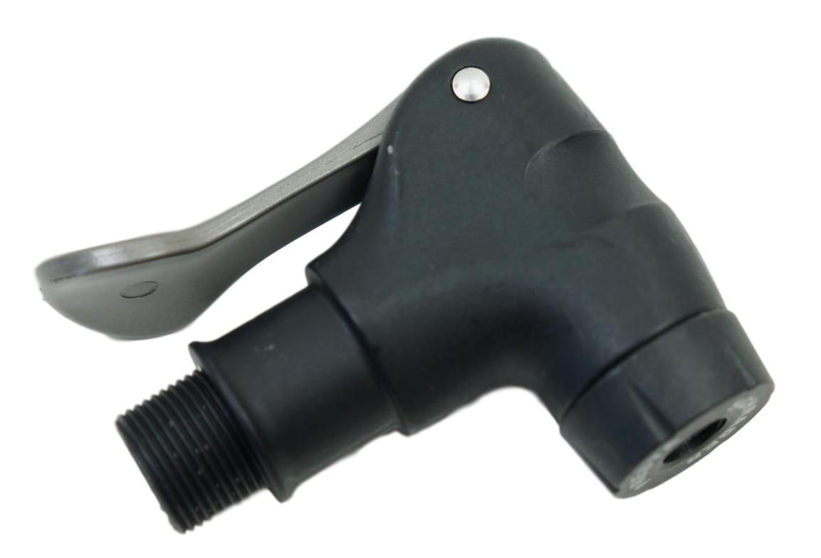 Válvula de Reposição Cannondale FP01 Bico Presta Shrader para Bombas de Pé
