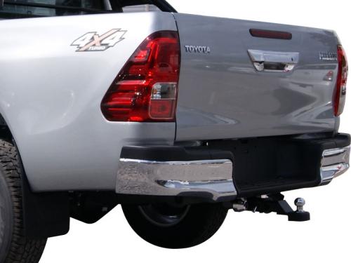 Engate de reboque para Toyota Hilux 2016... Bepo  - TERRA DE ASFALTO ACESSÓRIOS