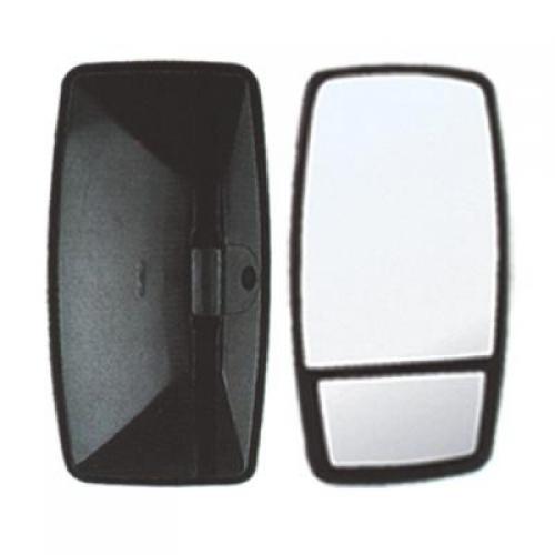 Espelho Avulso Plano C/ Bifocal Plano P/ MB  - TERRA DE ASFALTO ACESSÓRIOS