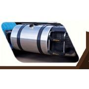 Tanque De Combustível Alumínio - Scania  P/G/R Highline Bepo