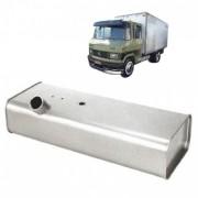 Tanque de Combustível Galvanizado para Mercedes-Benz 608D 120L