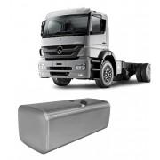Tanque de Combustível Alumínio para Mercedes Benz Axor LD 590L