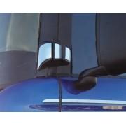 Aplique Inox Dobradiças Porta Scania S5
