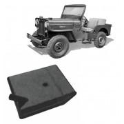 Tanque de Combustível 40 Litros para Jeep Willys 1958 a 1964