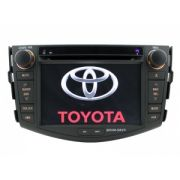 Central multimídia original toyota rav 4 (2008-2012)