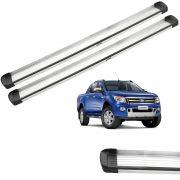 Estribo Bepo G3 Aluminio Ranger 2013 a 2019