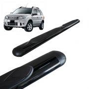 Estribo oval preto com kit - ford ecosport até 2012 - bepo