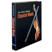 Livro Caixa Decorativo Book Box Classic Musical 30x24X4CM
