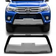 Overbumper Protetor Frontal Toyota Hilux 2016 em diante