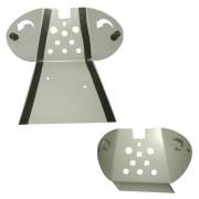 Proteção de Motor Alumínio Polido Fechada CRF230