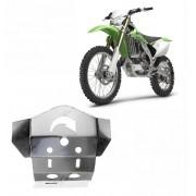 Proteção de Motor Alumínio Polido KLX 450 - 2006 a 2017