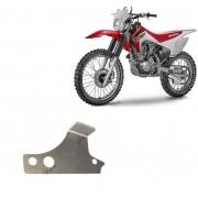 Proteção do Eixo de Câmbio e Corrente Aço Galvanizado CRF230