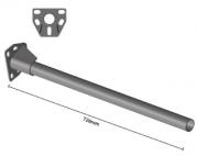 Suporte Para-lama Universal Tubo Parede 1,5mm