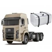 Tanque de Combustível Alumínio 300L para Volkswagem Constellation Euro 5 LE
