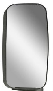 Vidro Espelho Convexo Maior para  MB Axor / Atego / 1938S   Sem Recorte nos Cantos (M038I)