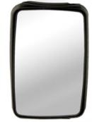 Vidro Espelho Convexo Maior com Moldura P/ Ford Cargo 2013 (D663/D664/D666)  - TERRA DE ASFALTO ACESSÓRIOS