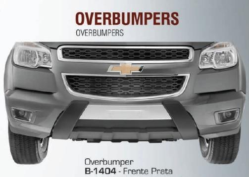 Overbumper Frontal Nova S10