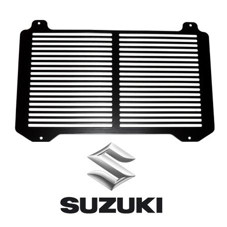Protetor Frontal De Radiador  Suzuki Gladius - 2013 A 2016  - TERRA DE ASFALTO ACESSÓRIOS