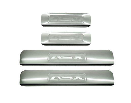 Protetor de Soleira Aço Inox Asx 2011 em Diante