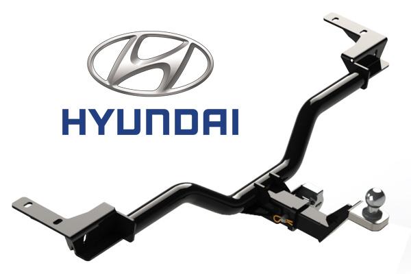 Engate de reboque linha hyundai