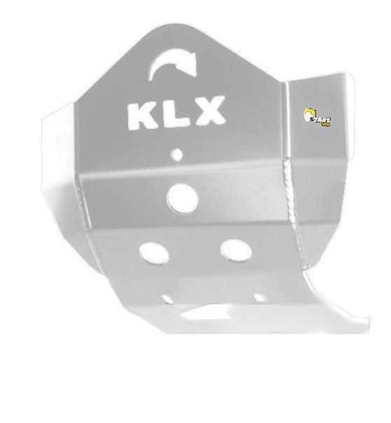 Proteção de Motor Premiun Alumínio Polido KLX 450 2006 a 2015