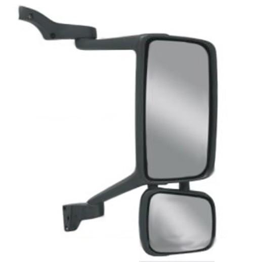 Conjunto Espelho Retrovisor Lado Direito Volvo FH / FM 2010 a 2014   Fabbof