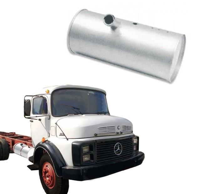 Tanque de Combustível Galvanizado para Mercedes Benz 1113 210 L