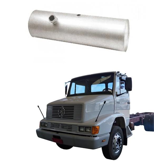 Tanque de Combustível Galvanizado para Mercedes Benz 1618 210 L