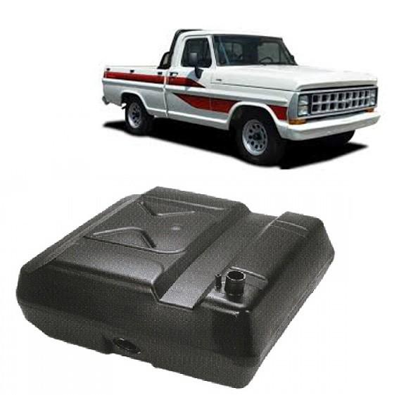 Tanque de Combustível Plástico 88 Litros Ford F1000 até 1991