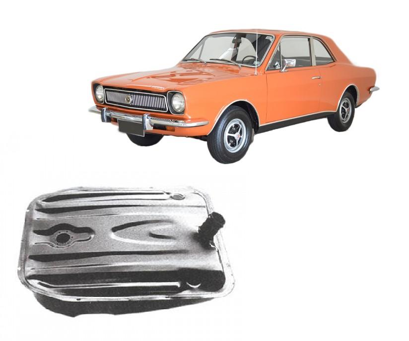 Tanque de Combustível com Retorno 57 Litros para Ford Corcel I até 1977