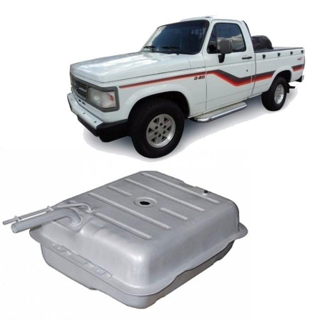 Tanque de Combustível Galvanizado 88 Litros para A/C/D-10 / D-20 1986 A 1991