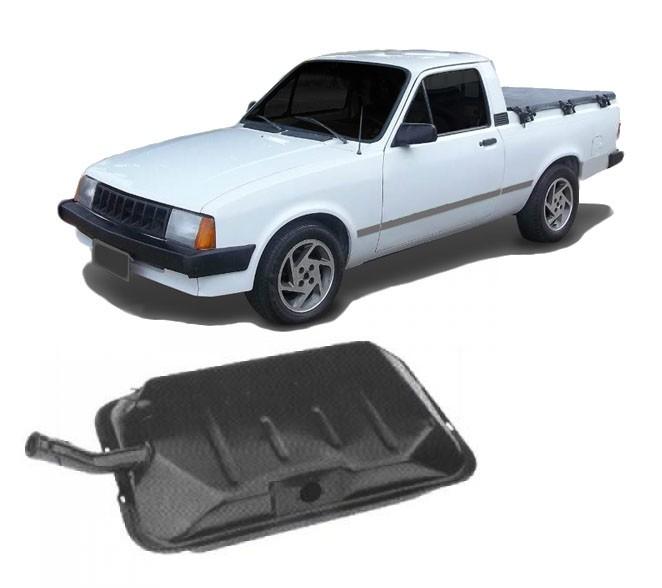 Tanque de Combustível 62 Litros para Chevy / Marajó 1981 a 1990