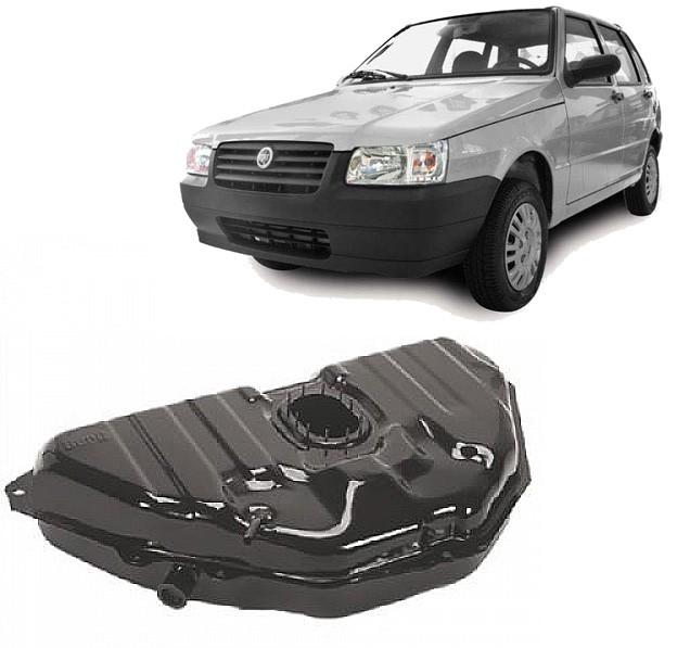 Tanque de Combustível 55 Litros Bóia Eletrônica com Injeção para Fiat Uno, Premio 1992 a 1994 e Uno Fire até 2008