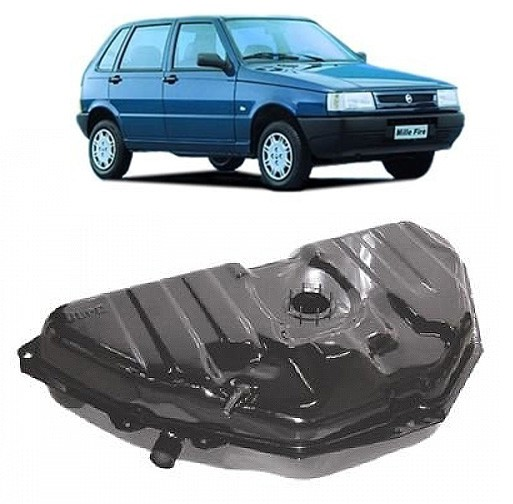Tanque de Combustível 55 Litros para Fiat Uno Eletronic 1990 a 1995