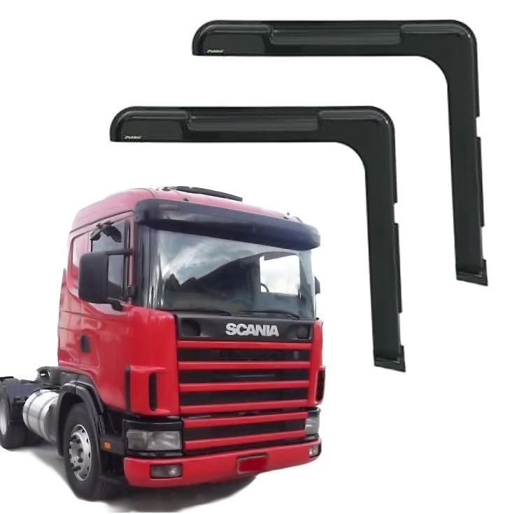 Par Calha de Porta Scania S4 / S5 T / R 114 / 124 / P94 / paraG / R Highline / Streamline