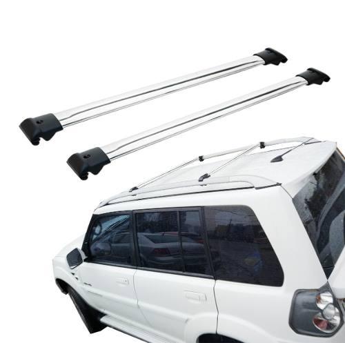 Travessas Mitsubishi Tr4 2011 A 2014 2015 Rack Aluminio Bepo