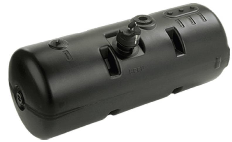 Tanque Combustível Plástico MB 1113 / 1313  - TERRA DE ASFALTO ACESSÓRIOS