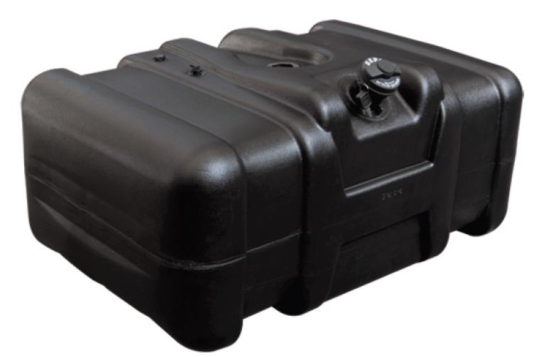 Tanque Combustível Plástico 300l Mb 1634 1935 Univ.  - TERRA DE ASFALTO ACESSÓRIOS