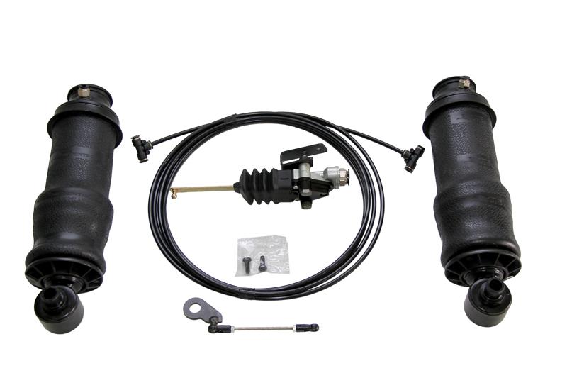Kit Completo Mola pneum. Supensão Cabine (volvo fh diant. 2010 em diante)