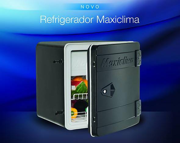 Refrigerador Para Veículos Maxiclima  - TERRA DE ASFALTO ACESSÓRIOS